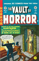 Ah, the dangers of home tombing.  VAULT OF HORROR #2/13