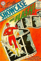 Busting into the Silver Age!  SHOWCASE #4