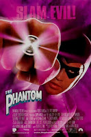 The Most Unfortunate Catchphrase Ever.  THE PHANTOM