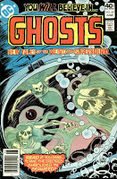 Quick, somebody call Aquaman!  GHOSTS #89