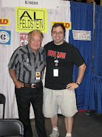 Myself and Al Feldstein
