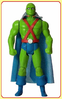 Martian Manhunter from The Super Powers Collection