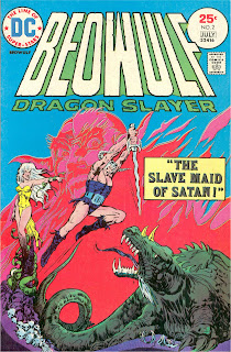 BEOWULF, DRAGON SLAYER #2 -- 'The Slave Maid Of Satan!'