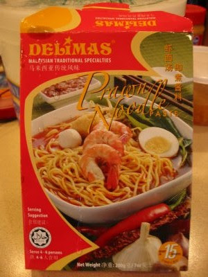Prawn Noodle Delimas Recipe