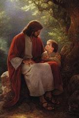 Jesús con niño
