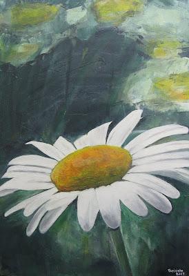 Pintura: Margarida