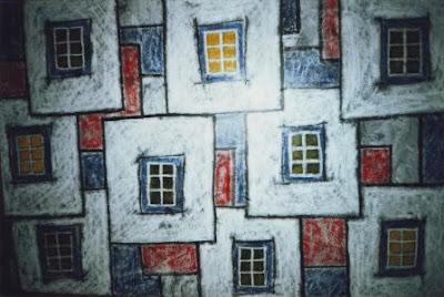 Pintura: Janelas