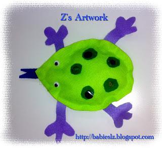 Z's frog