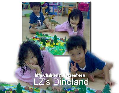 LZ's Dinoland