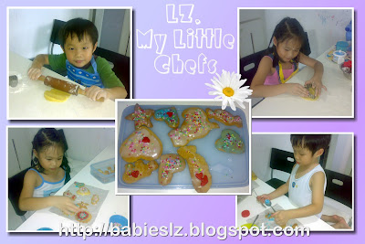 LZ , My little bakers