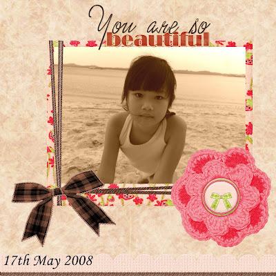 L @ Pasir Ris Beach