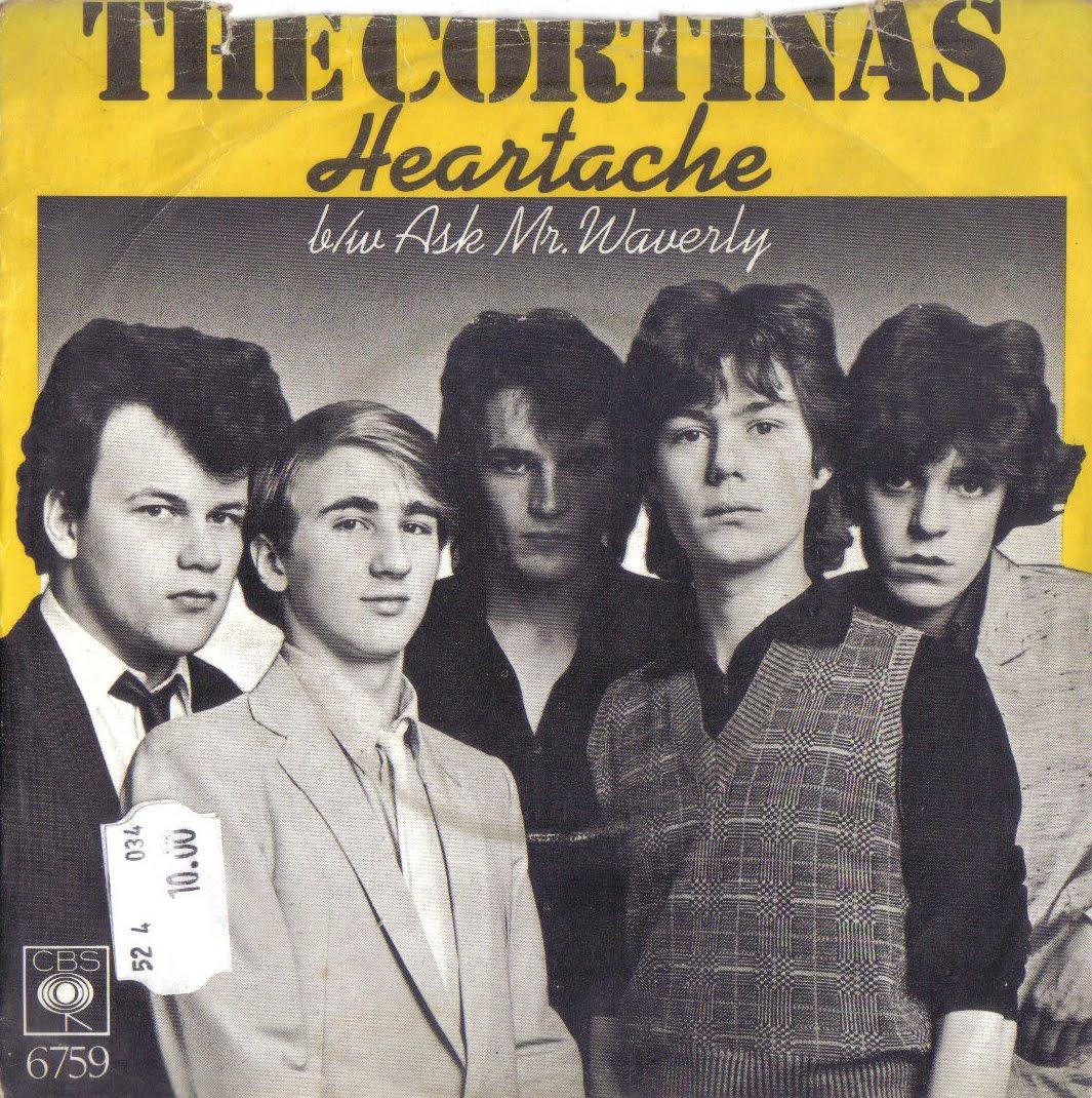 Bristol Archive Records » Blog Archive » The Cortinas -Punk