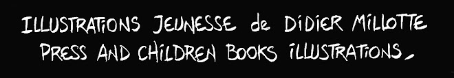 Illustrations Jeunesse de Didier Millotte - Book en ligne - Portfolio on line