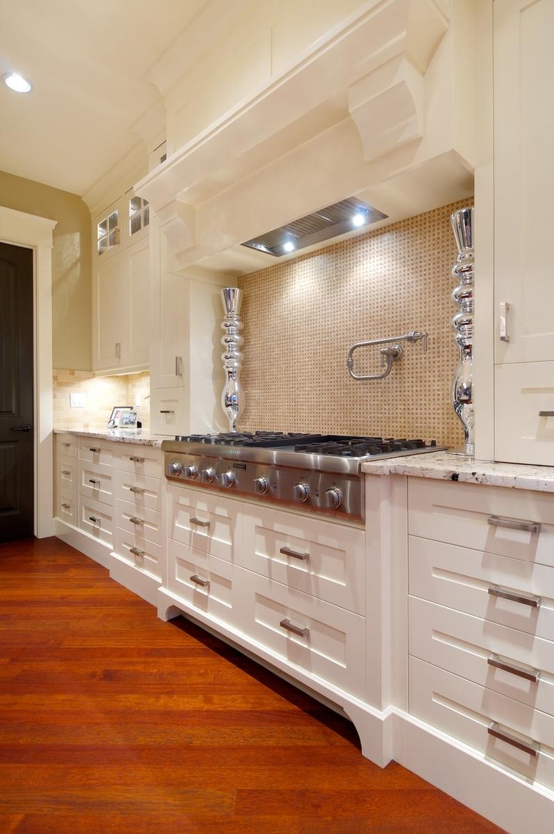 Shaker Quot Range Hood Quot Home Design And Decor Reviews