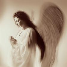 A chegada do anjo