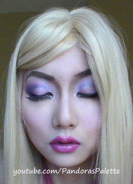 Barbie Makeup Youtube: Fastrollharcu: Doll Makeup Tutorial