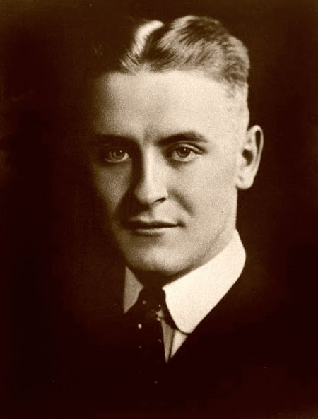 The early life and struggles of writer fscott fitzgerald