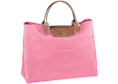 Here S An Example Of The Another New Colour Peony But In A Diffe Shape Also Called Longchamp Le Pliage Handbag I Prefer To Call It A4 One