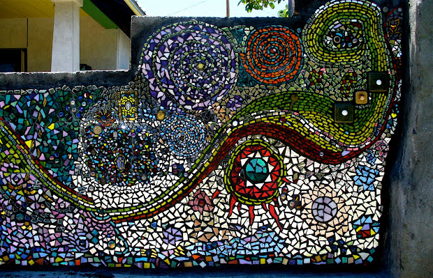 Alt. Build Tile Mosaic In Silver City