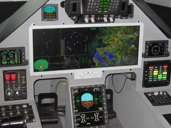 Resultado de imagen para j-20 cockpit