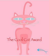 Cool Cat Award from Uncle Rascal!