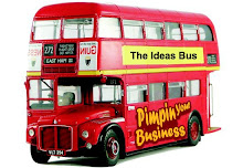 WELCOME TO THE THE IDEAS BUS