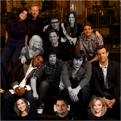 WE LIKE TV: SNL Cast on Late Night with Jimmy Fallon Update