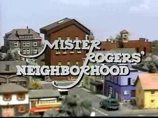 What S The Font From Mr Rogers Neighborhood Identifythisfont