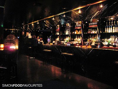 Simon Food Favourites Piano Room Swanky Bar With A View