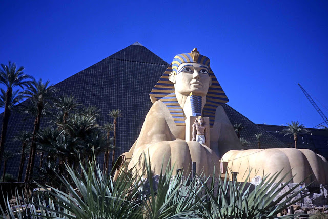 Luxor Las Vegas: Where Class And Sophistication Meet