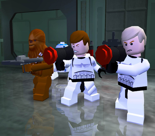 Star Wars Demos 20