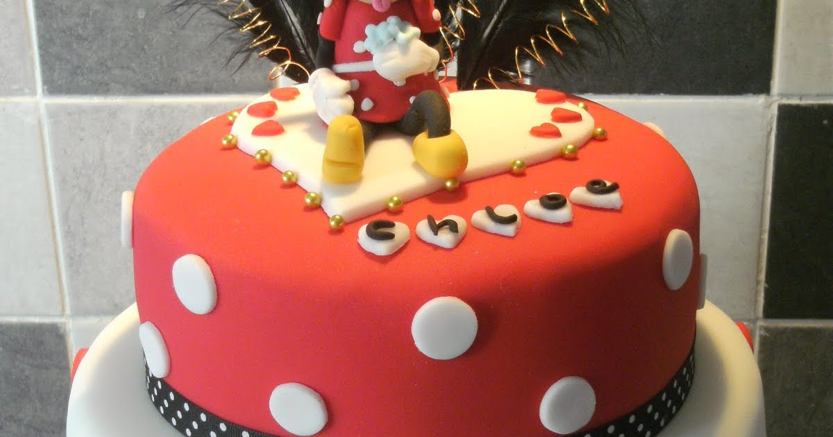 Sam S Cakes Minnie Mouse Cake
