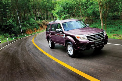 New Look of ford Endeavour Car Photos & pictures