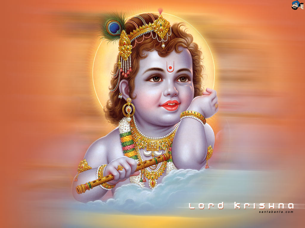 krishna wallpaper