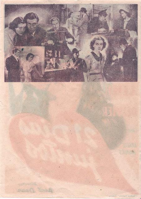 Programa de Cine - 21 Días Juntos - Laurence Olivier - Vivien Leigh