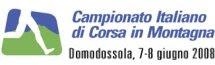 CAMPIONATO ITALIANO DI CORSA IN MONTAGNA 2008