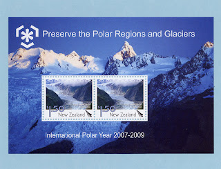 New Zealand - Preserve the Polar Regions and Glaciers