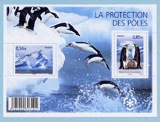 France 2009 Preserve the Polar Regions