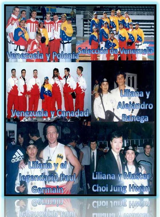 LILIANA EN MUNDIAL DE ARGENTINA