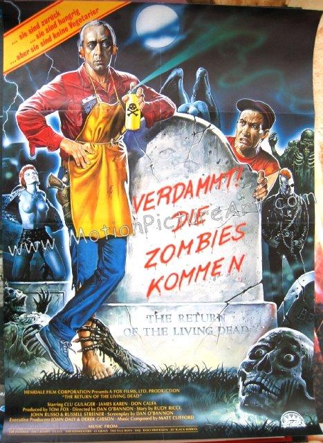 Return Of The Living Dead 2 Stream German