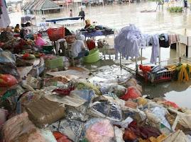 keadaan permis perniagaan akibat banjir