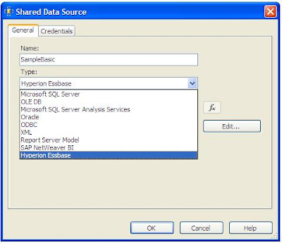 Tim Tow's Hyperion Blog: Using XML/A with Essbase