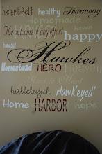 """""""Hawkes Wall"""""""