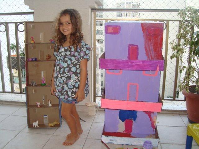 Brinquedos de reciclagem