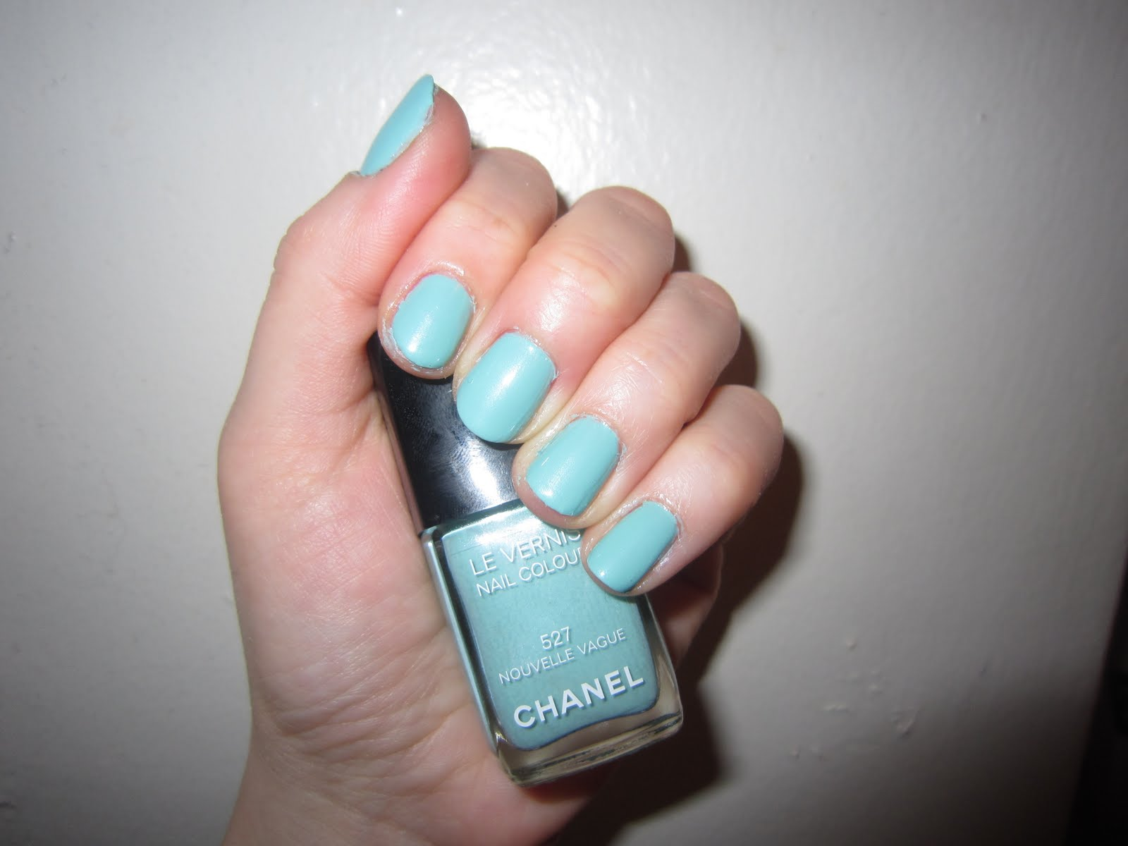 Missglamourgiirl Trend Alert Tiffany Blue Nails