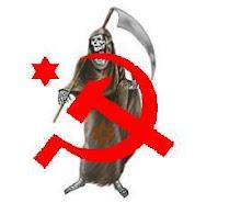 El comunismo solo produce muerte y destrucción...Ahora le toca a Venezuela....