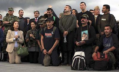 Foto 0 en  - �LIBRES! Historia completa sobre el rescate de Ingrid Betancourt y los otros secuestrados por las FARC