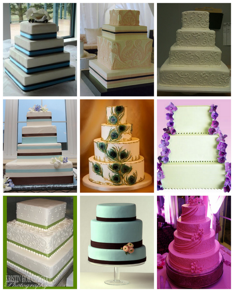 Wedding Cakes Central Scotland
