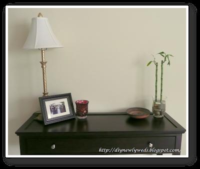 Simplified Home Beautifully Organized Entryway Walnut