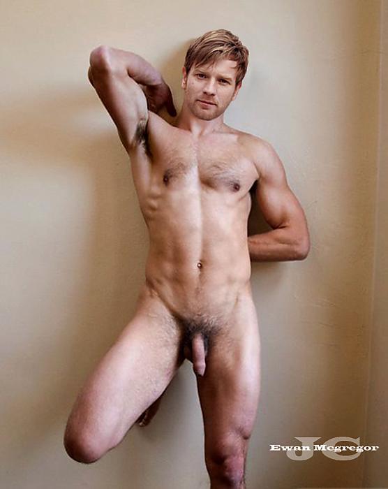 Scottish Male Nude